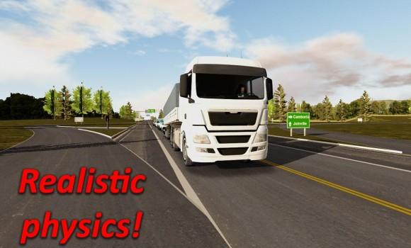Heavy Truck Simulator Ekran Görüntüleri - 7