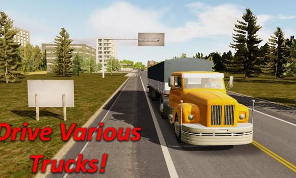 Heavy Truck Simulator Ekran Görüntüleri - 6