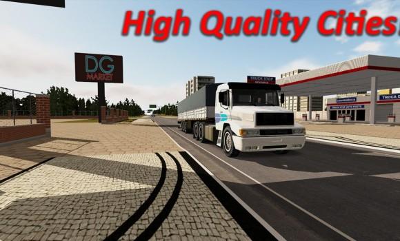 Heavy Truck Simulator Ekran Görüntüleri - 3