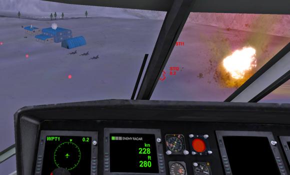 Helicopter Sim Ekran Görüntüleri - 1