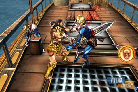 Hero of Sparta II Ekran Görüntüleri - 3