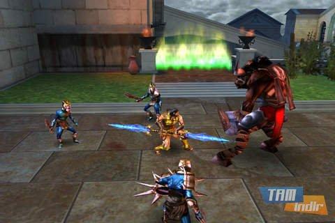 Hero of Sparta II Ekran Görüntüleri - 2