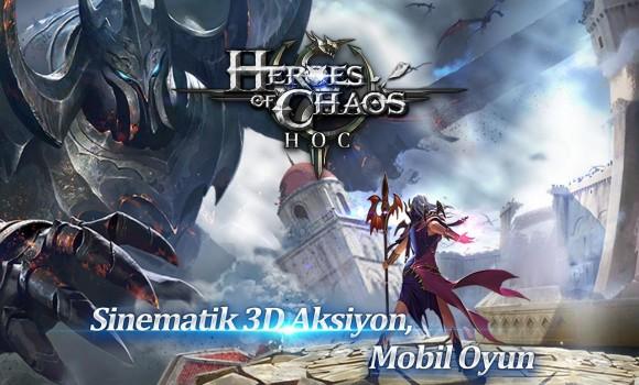 Heroes of Chaos Ekran Görüntüleri - 5