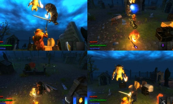 Heroes of Dark Dungeon Ekran Görüntüleri - 2