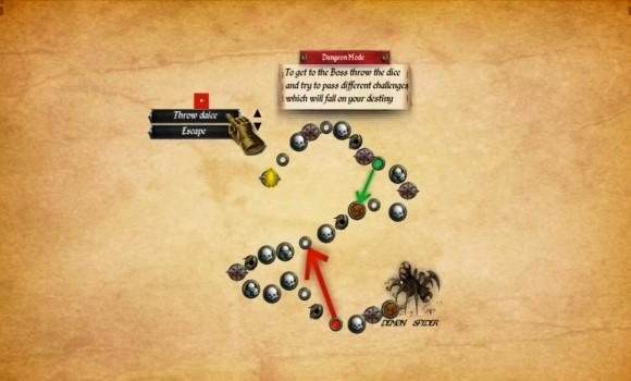 Heroes of Dark Dungeon Ekran Görüntüleri - 1
