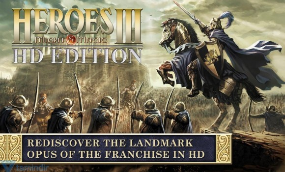 Heroes of Might & Magic 3 HD Ekran Görüntüleri - 5