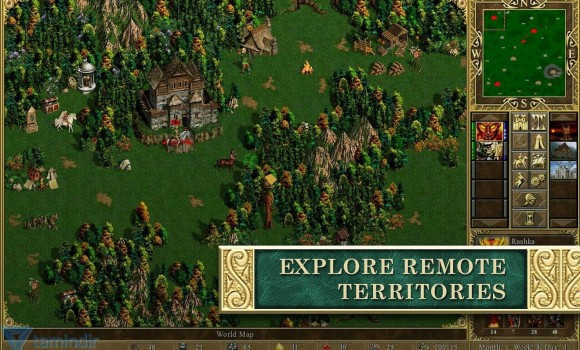 Heroes of Might & Magic 3 HD Ekran Görüntüleri - 4