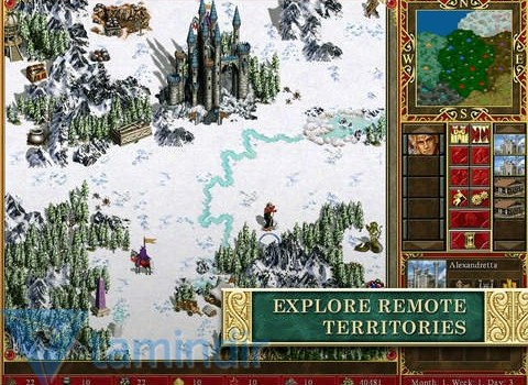 Heroes of Might & Magic 3 HD Ekran Görüntüleri - 3