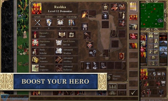 Heroes of Might & Magic 3 HD Ekran Görüntüleri - 2