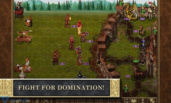 Heroes of Might & Magic 3 HD Ekran Görüntüleri - 1