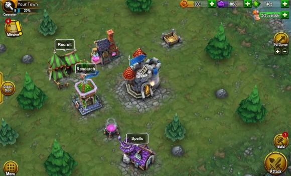 Heroes of Paragon Ekran Görüntüleri - 3