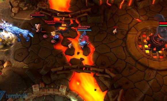 Heroes of SoulCraft Ekran Görüntüleri - 1