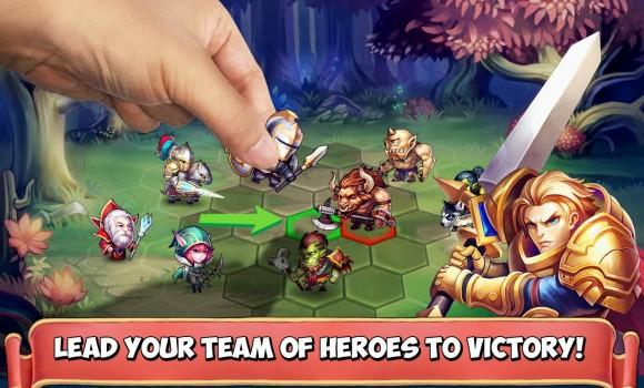 Heroes Tactics Ekran Görüntüleri - 5