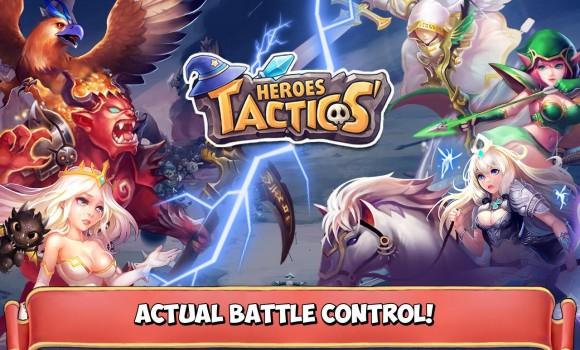 Heroes Tactics Ekran Görüntüleri - 4