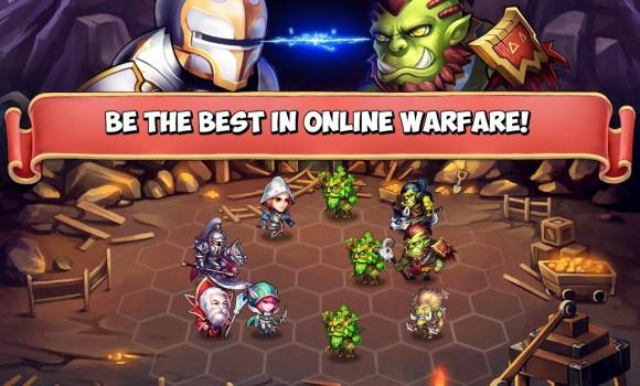 Heroes Tactics Ekran Görüntüleri - 3