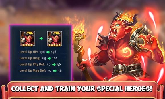Heroes Tactics Ekran Görüntüleri - 2