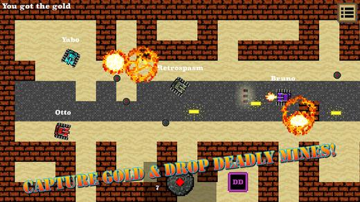 Heroic Tanks: Online Combat Ekran Görüntüleri - 2