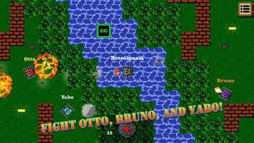 Heroic Tanks: Online Combat Ekran Görüntüleri - 1