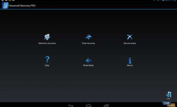 Hexamob Recovery Lite Ekran Görüntüleri - 7