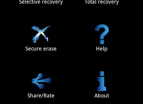 Hexamob Recovery Lite Ekran Görüntüleri - 3