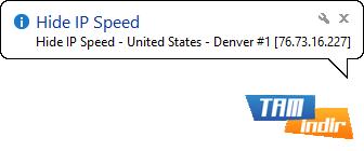 Hide IP Speed Ekran Görüntüleri - 1