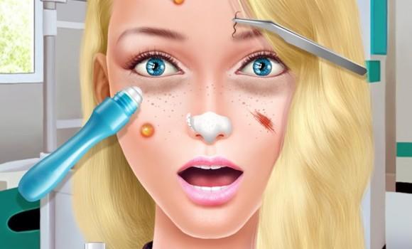 High School Salon: Beauty Skin Ekran Görüntüleri - 5