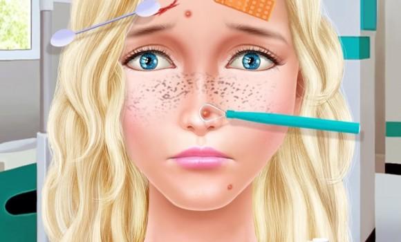 High School Salon: Beauty Skin Ekran Görüntüleri - 4