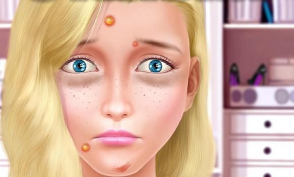 High School Salon: Beauty Skin Ekran Görüntüleri - 3