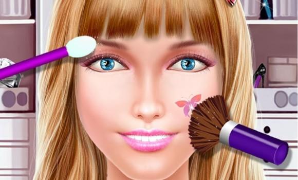 High School Salon: Beauty Skin Ekran Görüntüleri - 1