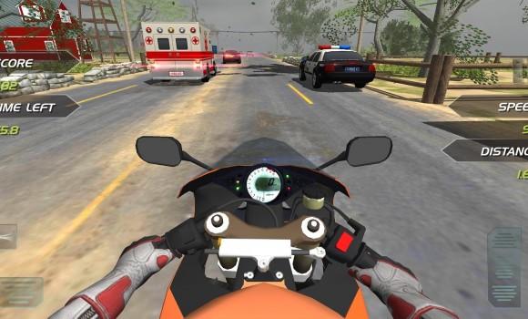 Highway Motorbike Rider Ekran Görüntüleri - 4