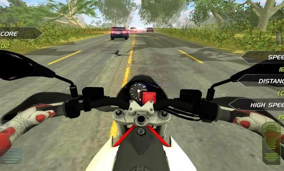 Highway Motorbike Rider Ekran Görüntüleri - 2