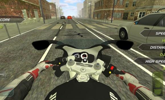 Highway Motorbike Rider Ekran Görüntüleri - 1