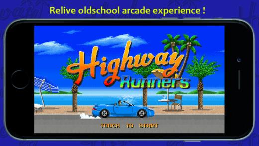 Highway Runners Ekran Görüntüleri - 5