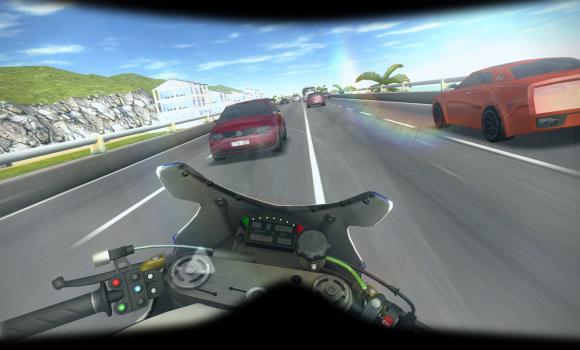 Highway Traffic Rider Ekran Görüntüleri - 1