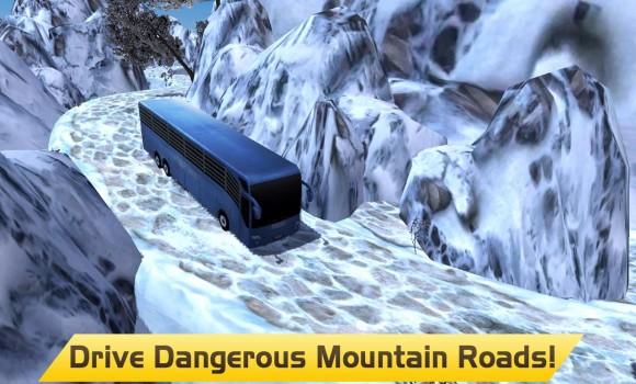 Hill Climb Prison Police Bus Ekran Görüntüleri - 4