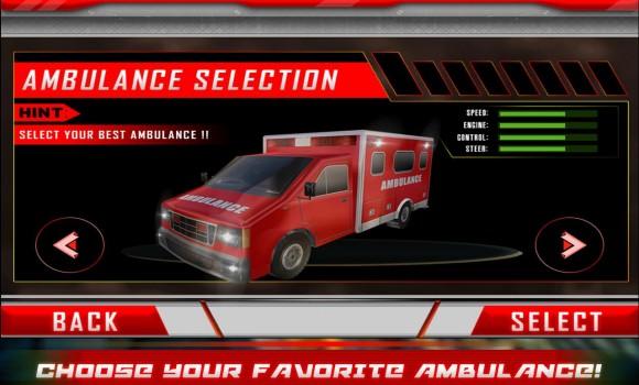 Hill Climber Ambulance Driver Ekran Görüntüleri - 3
