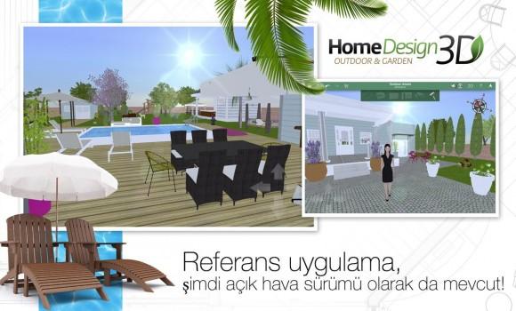 Home Design 3D Outdoor & Garden Ekran Görüntüleri - 5
