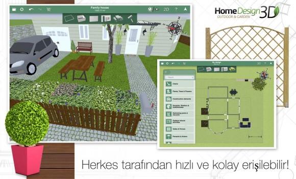 Home Design 3D Outdoor & Garden Ekran Görüntüleri - 4