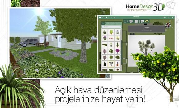 Home Design 3D Outdoor & Garden Ekran Görüntüleri - 3
