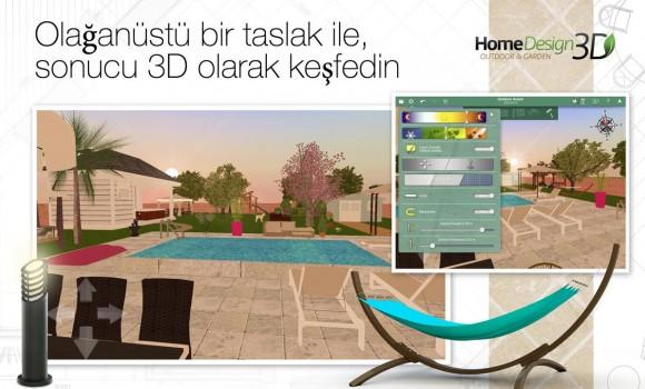 Home Design 3D Outdoor & Garden Ekran Görüntüleri - 1