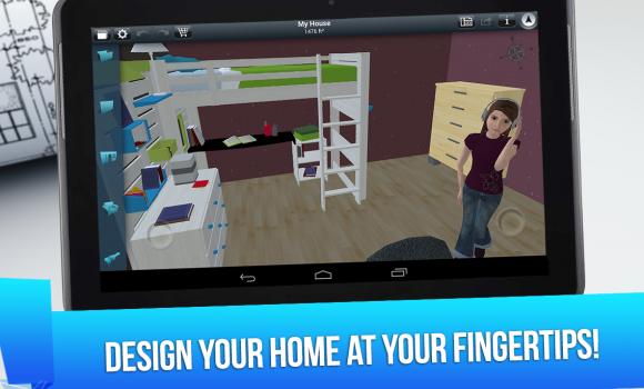 Home Design 3D Ekran Görüntüleri - 3
