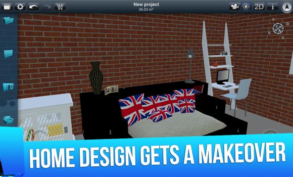 Home Design 3D Ekran Görüntüleri - 5