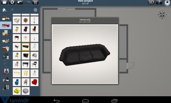 Home Design 3D Ekran Görüntüleri - 1