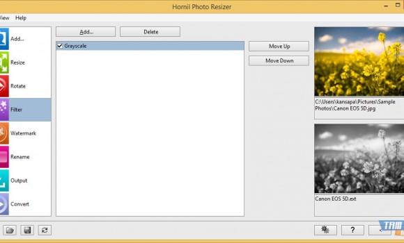 Hornil Photo Resizer Ekran Görüntüleri - 2