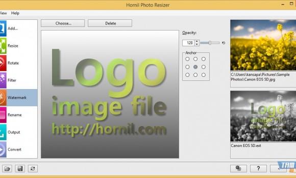 Hornil Photo Resizer Ekran Görüntüleri - 1