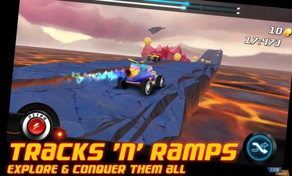 Hot Mod Racer Ekran Görüntüleri - 3