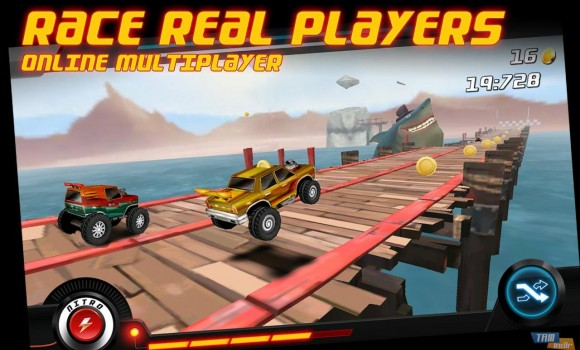 Hot Mod Racer Ekran Görüntüleri - 5