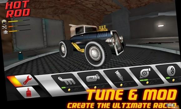 Hot Mod Racer Ekran Görüntüleri - 2