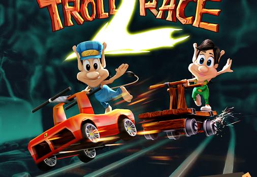 Hugo Troll Race 2 Ekran Görüntüleri - 2
