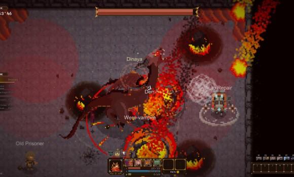 Hunger Dungeon Ekran Görüntüleri - 6